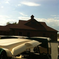 Photo taken at Old Marsh Country Club by Will R. on 5/13/2012