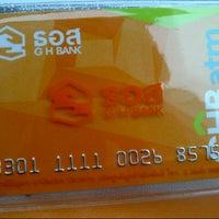 Photo taken at ธนาคารอาคารสงเคราะห์ ธอส. by ran n. on 7/12/2012