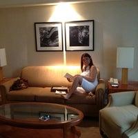 Photo taken at Grand Hyatt Beijing by Michael S. on 8/31/2012