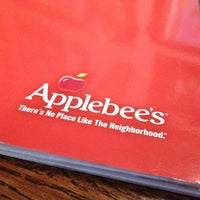 Photo taken at Applebee's by Deborah J. on 5/26/2012