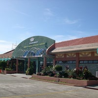 Photo taken at Godofredo P. Ramos Airport (Boracay Airport) / Caticlan Airport (MPH/RPVE) by Dennis C. on 6/28/2012