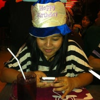 Photo taken at Holycow! Steakhouse by Firzy Y. on 2/19/2012