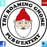 """Photo taken at The Roaming Gnome Pub & Eatery by Kevin """"Turtle"""" M. on 4/25/2012"""