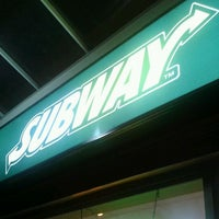Photo taken at Subway by Rony F. on 5/9/2012