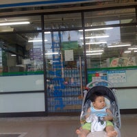 Photo taken at FamilyMart by oh p. on 4/29/2012