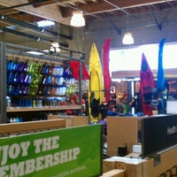 Photo taken at REI by Mike W. on 6/19/2012