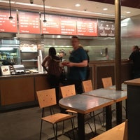 Photo taken at Chipotle Mexican Grill by Wilson F. on 5/21/2012