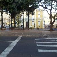 Photo taken at Praça Rui Barbosa by Carlos E. on 8/30/2012