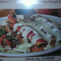 Photo taken at El Tapatio by Lawrence N. on 3/4/2012