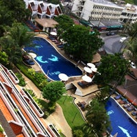 Photo taken at Best Western Phuket Ocean Resort by Оля💘 З. on 5/2/2012