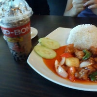 Photo taken at Nice's Coffee Station by Syazwan M. on 3/25/2012