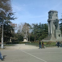 Photo taken at Parco del Popolo by Marco M. on 3/10/2012