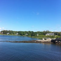 Photo taken at Great Diamond Island Dock by T T. on 6/15/2012