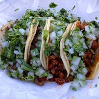 Photo taken at Lilly's Taqueria by Tyler M. on 5/29/2012