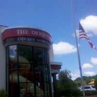 Photo taken at Chick-fil-A by Dale A. on 7/24/2012