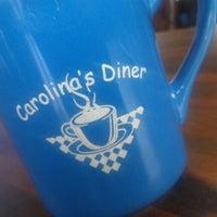 Photo taken at Carolina's Diner by John A. on 9/2/2012