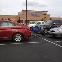 Photo taken at Academy Sports + Outdoors by Seneca D. on 2/4/2012