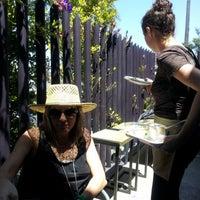 Photo taken at Skool Restaurant by jonathan g. on 7/22/2012