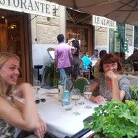 Photo taken at Via Lucrezio Caro by Erik S. on 6/23/2012