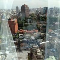 Photo taken at Main Tower by Ki Ki Y. on 8/29/2012