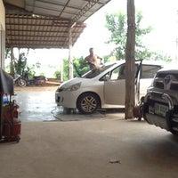 Photo taken at Node บ้านแจนแลน กาฬสินธุ์ by Boyoty on 8/6/2012