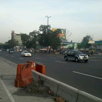 Photo taken at Marcos Highway by Pietro M. on 7/26/2012