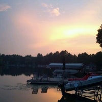 Photo taken at Dake Lake by Tom S. on 9/4/2012