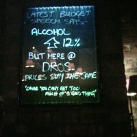 Photo taken at Dros by Grant S. on 2/28/2012