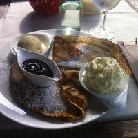 Photo taken at Restaurant De Graslei by Olive on 9/10/2012