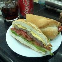 Photo taken at Restaurante Bom Gosto by Angelo P. on 7/4/2012