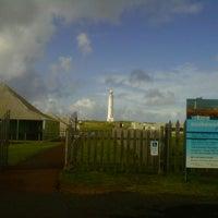 Photo taken at Cape Leeuwin Lighthouse by Mohd Fariq Billah on 9/2/2012