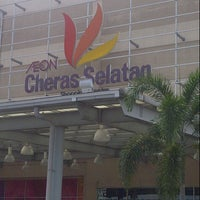 Photo taken at AEON Cheras Selatan Shopping Centre by Shahranie K. on 8/24/2012