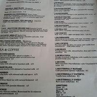 Photo taken at Cafe Gratitude by David B. on 4/7/2012