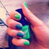 Снимок сделан в Express Nails пользователем Алена Л. 7/2/2012