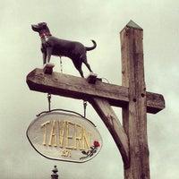 Photo taken at The Black Dog Tavern by Dan Z. on 8/10/2012