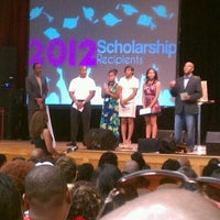 Photo taken at Impact Church [Brown Middle School] by Araneetae M. on 7/15/2012