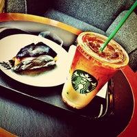 Photo taken at Starbucks by Tae N. on 4/16/2012