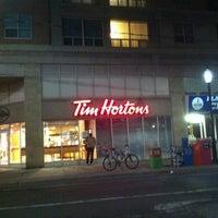 Photo taken at Tim Hortons by Dulalas sabado S. on 8/22/2012