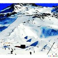 Das Foto wurde bei PlayStation Vita Ischgl Snowpark von Angie S. am 3/7/2012 aufgenommen
