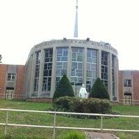 Photo taken at Archbishop Ryan High School by Paul B. on 7/27/2012