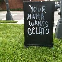 Photo taken at Caffe Prada by Justin G. on 5/16/2012