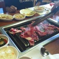 Photo taken at Hwang Jang Goon Bi Hwah Ssam by Antonio B. on 3/3/2012