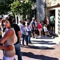 Photo taken at Heladeria Lopez by Jose Ramon T. on 5/27/2012