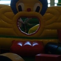 Photo taken at Bounce And Play by Glen Q. on 7/30/2012