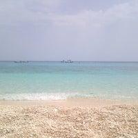 Photo taken at Spiaggia dei Gabbiani by Elena R. on 6/20/2012