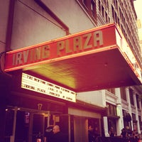 Photo prise au Irving Plaza par Patrick F. le6/9/2012