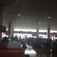 Photo taken at Gate T5 by Chanis P. on 8/3/2012