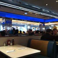 Photo taken at Tick Tock Diner by Kelly H. on 3/23/2012