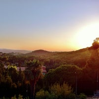 Photo taken at Galena Mas Comangau Hotel Begur by Frank on 7/31/2012