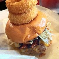 Photo taken at Bareburger by Clayton on 6/24/2012